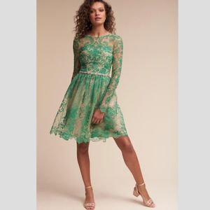NWT BHLDN MONIQUE LHUILLIER HOLLY DRESS